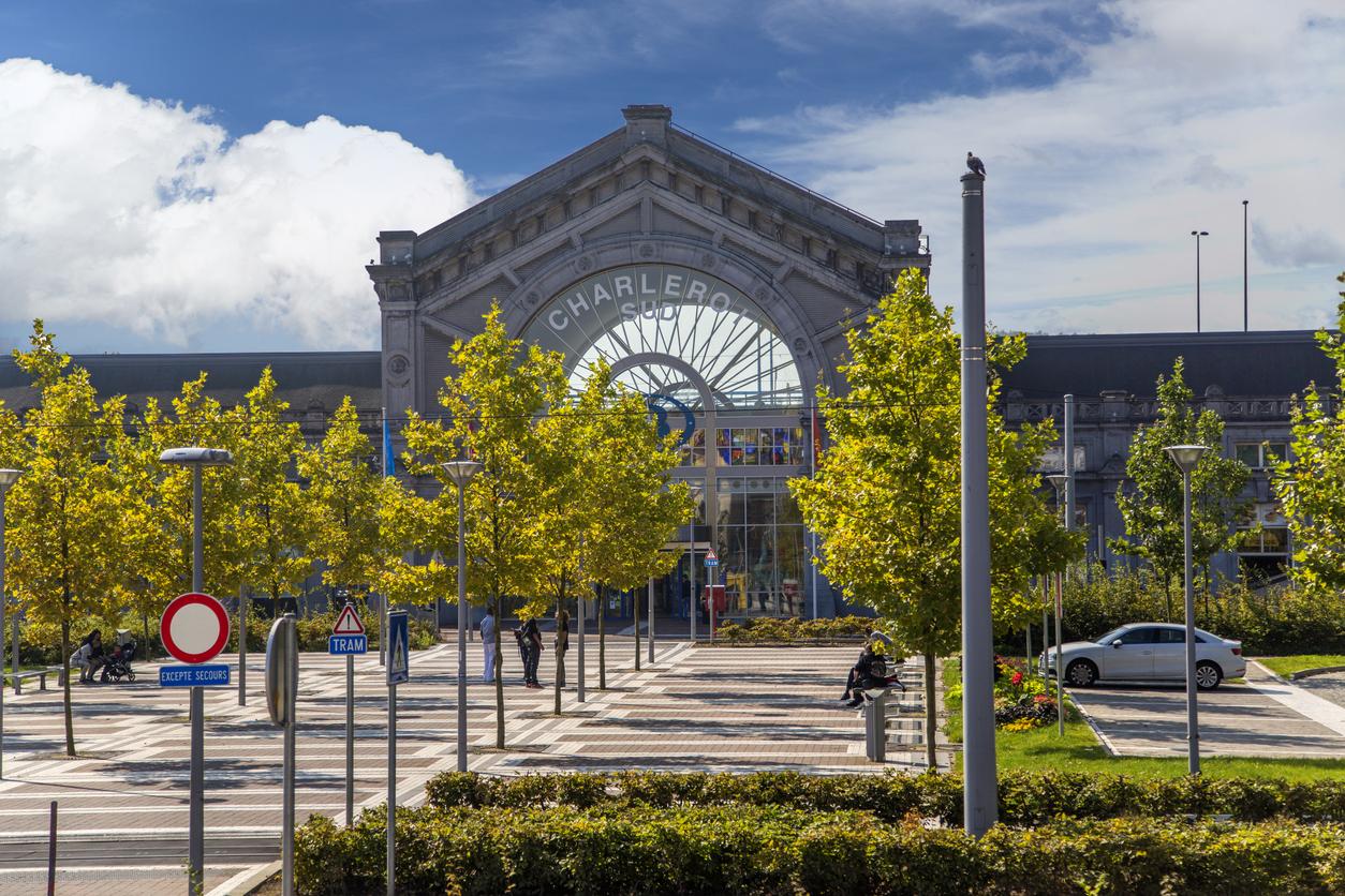 Gare de Charleroi sud